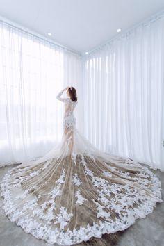 váy cưới đẹp hà nội