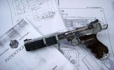 Luger Target Pistol