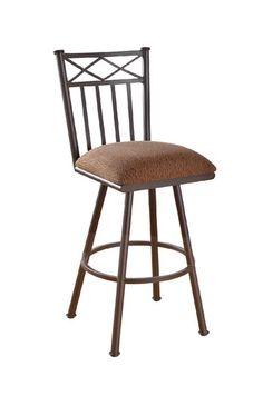 arcadia swivel stool