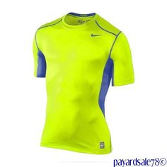 Clothing, Shoes & Accessories Activewear Brilliant Nike Hypercool Pro Combat Fitted Mens Xxl Sport Shirt