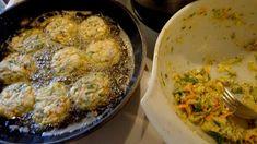 Κολοκυθοκεφτέδες φανταστικοί και μυρωδάτοι !!!! ~ ΜΑΓΕΙΡΙΚΗ ΚΑΙ ΣΥΝΤΑΓΕΣ Meat, Chicken, Food, Essen, Meals, Yemek, Eten, Cubs