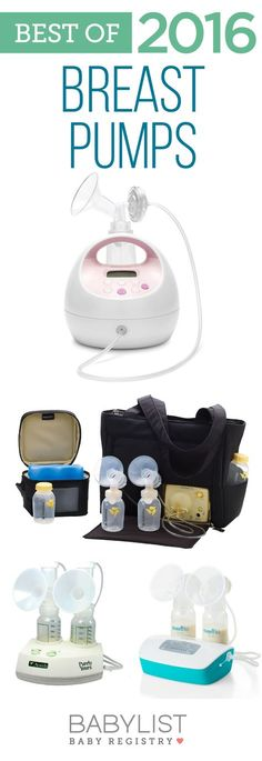 Breastfeeding? Need some advice? Here are our picks for the best breast pumps of 2016 - based on our own research + input from thousands of parents. There is no one must-have pump. Every family is different. Use this guide to help you figure out the best one for you and your baby.