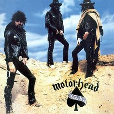 Motörhead - Ace Of Spades - 1980 - http://www.youtube.com/watch?v=Kd6dtkuKvao