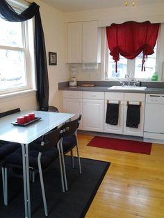 Idea for small kitchen