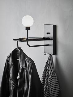Carson multi function light by Designfirman Gamla Stan Shop Light Fixtures, Lighting Companies, Walk In Closet, Shop Lighting, Space Saving, Wardrobe Rack, Floor Lamp, House Design, Ceiling Lights