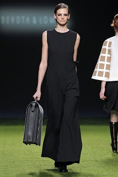 Devota y Lomba - Madrid Fashion Week O/I 2015-2016
