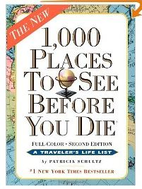 Gifts for Teens:  1000 Places to See Before You Die Book @ Amazon.com