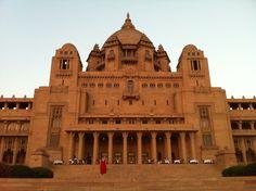 Sunset, Umaid Bhawan Palace