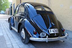 1949-1953 Volkswagen Split-window