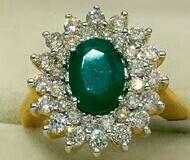 Emarald ring