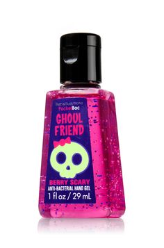 #frightfulfaves Bath & Body Works Ghoul Friend PocketBac® Sanitizing Hand Gel. $0.75. @Bath & Body Works