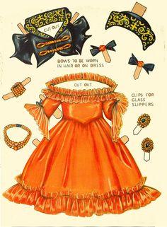 Cinderella Steps Out LOWE 1948 - Bobe Green - Picasa Web Albums