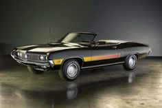 1970 - Ford Torino GT Cobra 429 SCJ Drag Pack Convertible