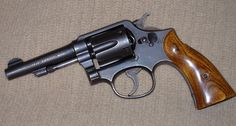 1942 Smith & Wesson Victory Revolver