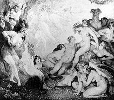 Norman Lindsay art works at Etching House - fine art works on paper - prints and etchings. Etching House specialise in Limited Edition Fine Art Etchings by Norman Lindsay, Shead, Boyd, Blackman. Norman Lindsay, Vintage Illustration Art, Vintage Artwork, Australian Artists, Life Drawing, Erotic Art, Les Oeuvres, Fine Art, Drawings