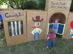 "Photo 18 of 25: Cowboy theme / Birthday ""Ryland's Buckaroo Bash! 1st Birthday!"""