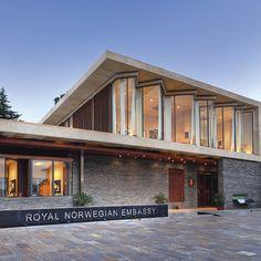 Royal Norwegian Embassy, Katmandu