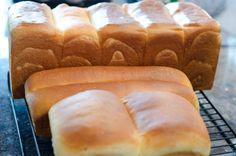 ★ 超熟鮮奶土司 烤模﹑麵團比例換算 - 茅寶村
