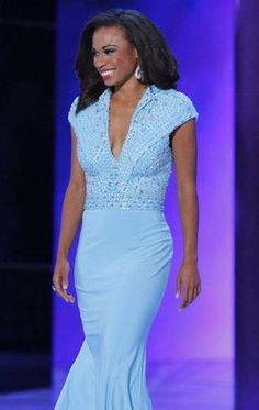 Miss New Jersey 2014 Evening Gown: HIT or MISS | http://thepageantplanet.com/miss-new-jersey-2014-evening-gown/