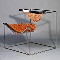 PAWEL GRUNERT - wicker chair