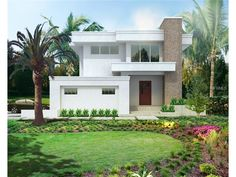 Small modern homes images of different indian house for Small home builders tampa