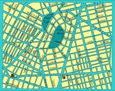 Mexico City: An Opinionated Guide: COLONIA CONDESA: MEXICO CITY'S ART DECO NEIGHBORHOOD