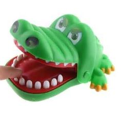 Crocodile Dentist was one of those terrifying but fun games from my childhood.