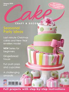Cake Craft & Decoration - Subscription