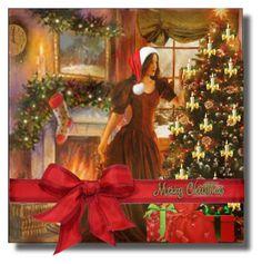 An art collage from December 2017 Polyvore, Merry Christmas, Artwork, Painting, Decor, Amigos, Art Work, Dekoration, Work Of Art