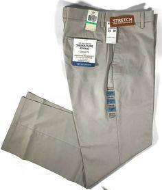 Dockers Womens High Rise Sz 12//14 Skinny Khakis Pants Tan Was $48