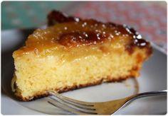 Découvrez notre recette minceur de gâteau à l'ananas !
