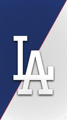 Los Angeles Logo, Los Angeles Dodgers Logo, Lakers Wallpaper, Baseball Wallpaper, Team Wallpaper, Iphone Wallpaper, Dodgers Girl, Dodgers Baseball, Blue White Background