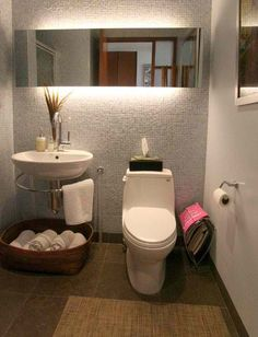 bathroom ideas  #HomeandGarden