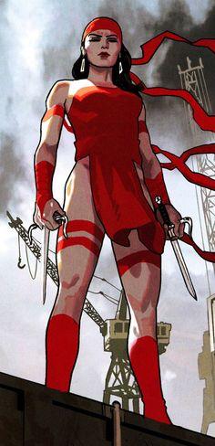 Elektra by Daniel Acuña