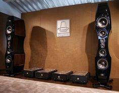 Kharma Audio enceinte luxe millionnaire