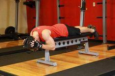 Ενδυναμώστε τους μύες του αυχένα με αυτές τις αποτελεσματικές ασκήσεις Muscles, Gym Equipment, Routine, Grace, Exercise Workouts, Exercises, Health, Workout Equipment, Muscle