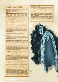 DnD 5e Homebrew : Photo