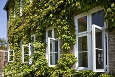 The Rationel Patus range offers a more traditional look, perfect for cottages.