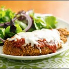 Hungry Girl Chicken Parmesan