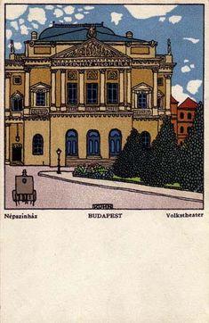 WIENER WERKSTÄTTE POSTCARDS, #468