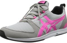 ASICS Women's ULT Racer Lace-Up Fashion Sneaker #fitness