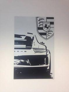 Porsche-R Motiv für 100,00 € in Hamburg-Mitte, Hamburg