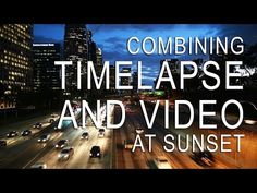 Video tutorial - combining two axis motion, time-lapse, and live action footage! http://www.motionvfx.com/B4193  #timelapse #filmmaking #photography