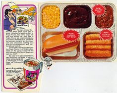 Libbyland Safari Supper TV Dinner from the 70's. Description from pinterest.com. I searched for this on bing.com/images