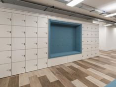 The Hotlocker Signature is a range of customizable, secure and personalised designer office lockers for cutting-edge brands. Office Lockers, Coat Rail, Swipe Card, Corridor Design, Name Card Holder, Office Plan, Changing Room, Office Furniture, Iron