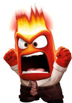 Inside Out Anger | Anger - Disney Wiki