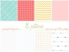 Pack de Patterns by JustLaugh143 on deviantART