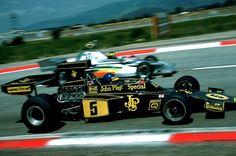 Ronnie Peterson e Wilson Fittipaldi |   França | 1975