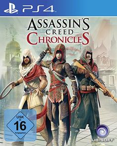 Assassins Creed Chronicles RPG Action Adventure Game For Sony Playstation 4 in Video Games & Consoles, Video Games Assassin's Creed Chronicles, Steam Pc, Video Game Rental, New Video Games, Ps4, Parkour, Zulu, Game Assassins Creed, Shao Jun