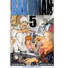 Bakuman v. 5 (Bakuman) By (author) Tsugumi Ohba, By (author) Takeshi Obata -Free worldwide shipping of 6 million discounted books by Singapore Online Bookstore http://sgbookstore.dyndns.org